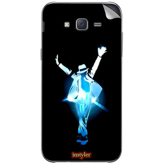 Instyler Mobile Skin Sticker For Samsung Galaxy Tizen Z3 MSSGTIZENZ3DS-10139