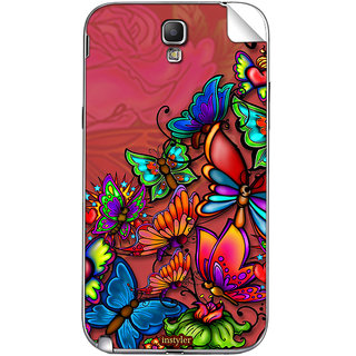 Instyler Mobile Skin Sticker For Samsung Galaxy Note 3 Neo N7505 MSSGNOTE3NEON7503DS-10043