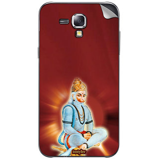 Instyler Mobile Skin Sticker For Samsung Galaxy S Duos S7562 MSSGSDUOSS7562DS-10099