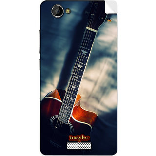 Instyler Mobile Skin Sticker For Gionee M2 MSGIONEEM2DS-10136