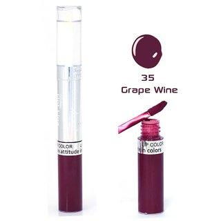 Color Fever 2 in 1 Lip Gloss - Grape Wine