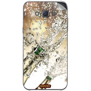 instyler MOBILE SKIN STICKER FOR SAMSUNG GALAXY ON7