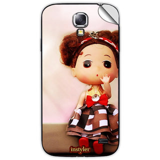 instyler MOBILE SKIN STICKER FOR SAMSUNG GALAXY MEGA 2