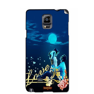 instyler MOBILE SKIN STICKER FOR SAMSUNG GALAXY NOTE EDGE