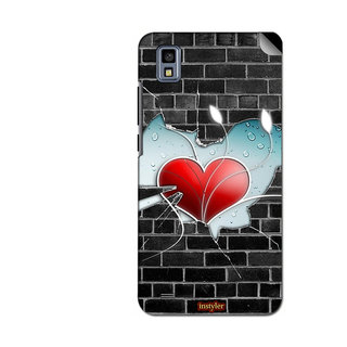 Instyler Mobile Skin Sticker For Gionee Pioneer P2M MsgioneePioneerp2MDs-10108
