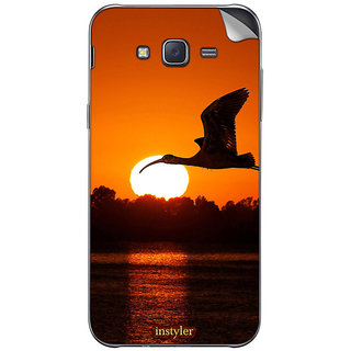 Instyler Mobile Skin Sticker For Samsung Galaxy Core Prime  MssgCoreprimeDs-10015