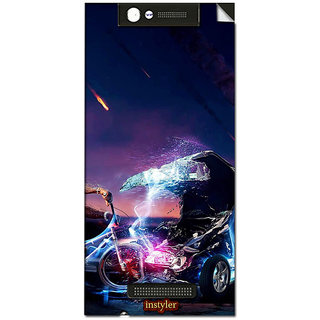 Instyler Mobile Skin Sticker For Gionee Elife E7 Mini MsgioneeE7MiniDs-10032