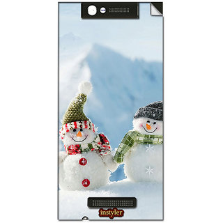 Instyler Mobile Skin Sticker For Gionee Elife E7 Mini MsgioneeE7MiniDs-10048