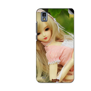 Instyler Mobile Skin Sticker For Gionee Pioneer P2M MsgioneePioneerp2MDs-10073