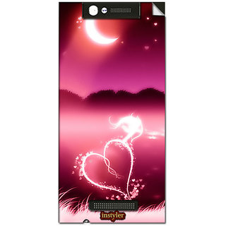 Instyler Mobile Skin Sticker For Gionee Elife E7 Mini MsgioneeE7MiniDs-10107