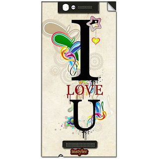 Instyler Mobile Skin Sticker For Gionee Elife S5.1 Gn9005 MsgioneeS5.1Gn9005Ds-10122