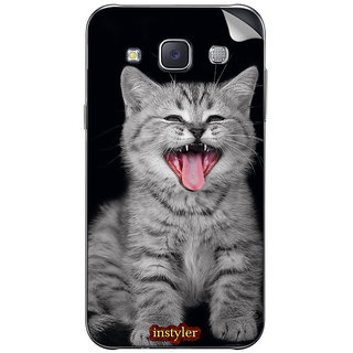 Instyler Mobile Skin Sticker For Samsung Galaxy A7Duos (2015) MssgA7Duos2015Ds-10024