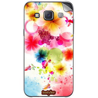 Instyler Mobile Skin Sticker For Samsung Galaxy A3 MssgA3Ds-10076