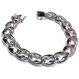Puran 925 Sterling Silver Designer Bracelet For Men