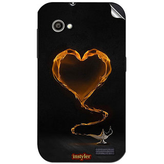 Instyler Mobile Skin Sticker For Gionee Gpad G2 MsgioneeGpadg2Ds-10130