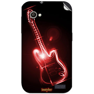 Instyler Mobile Skin Sticker For Gionee Gpad G2 MsgioneeGpadg2Ds-10134