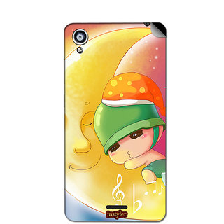 Instyler Mobile Skin Sticker For Gionee F301 MsgioneeF301Ds-10059