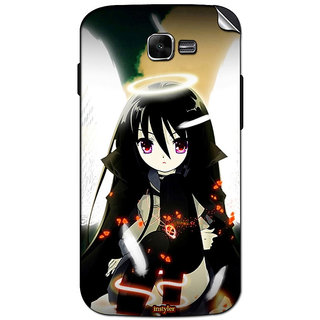 Instyler Mobile Skin Sticker For Samsung Galaxy Star Pro S7262 MSSGSTARPROS7262DS-10070