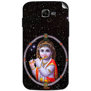 Instyler Mobile Skin Sticker For Samsung Galaxy Star Pro S7262 MSSGSTARPROS7262DS-10092