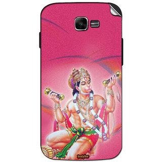 Instyler Mobile Skin Sticker For Samsung Galaxy Star Pro S7262 MSSGSTARPROS7262DS-10098
