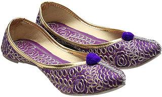 Port Women's Purple Bellies
