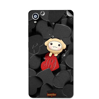 Instyler Mobile Skin Sticker For Gionee F301 MsgioneeF301Ds-10075