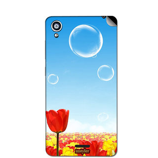 Instyler Mobile Skin Sticker For Gionee F301 MsgioneeF301Ds-10079