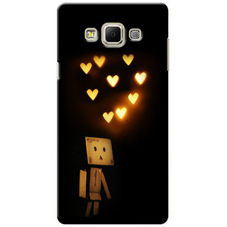 G.Store Hard Back Case Cover For Samsung Galaxy A7 18520