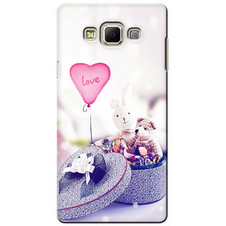 G.Store Hard Back Case Cover For Samsung Galaxy A7 18556