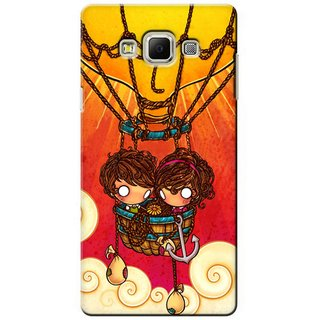 G.Store Hard Back Case Cover For Samsung Galaxy A7 18567
