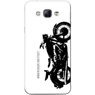 G.Store Hard Back Case Cover For Samsung Galaxy A8 18610