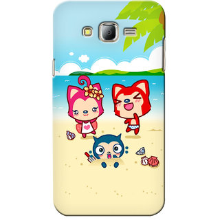 G.Store Hard Back Case Cover For Samsung Galaxy J7 20345