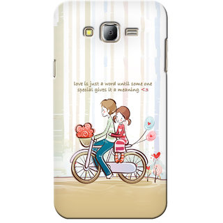 G.Store Hard Back Case Cover For Samsung Galaxy J7 20355