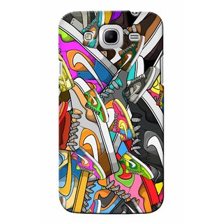G.Store Hard Back Case Cover For Samsung Galaxy Mega 5.8 Gt I9152 20473