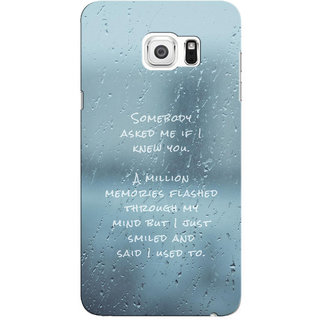 G.Store Hard Back Case Cover For Samsung Galaxy Note 5 21096