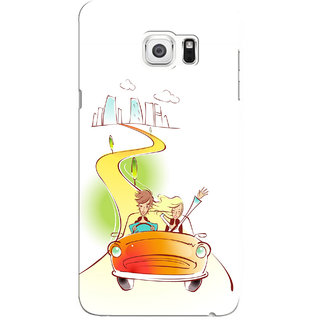 G.Store Hard Back Case Cover For Samsung Galaxy Note 5 Edge 21149