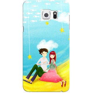 G.Store Hard Back Case Cover For Samsung Galaxy Note 5 Edge 21154