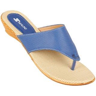 b64eff92bebb6 Buy VKC Women s Blue Flats Online   ₹249 from ShopClues