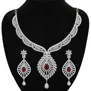 SthriElite Alloy Jewel Set         (Multicolor)