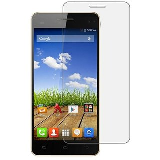 Kolorfame Tempered Glass Screen Gaurd for Micromax Canvas Unite 2