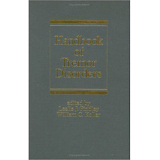 Handbook of Tremor Disorders (Neurological Disease and Therapy)