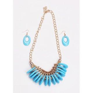 Orion Sky Blue, Necklace Set for Women