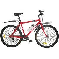 COSMIC JUS BIKE MTB BICYCLE RED 26JUSBIKERD Road Cycle