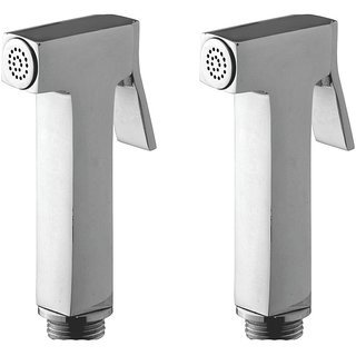 Kamal Health Faucet Square (Only Handle) - Set Of 2