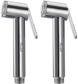 Snowbell Jaquar Sleek Health Faucet Head - Buy 1Get 1