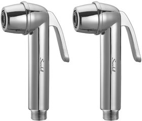 Snowbell Super Health Faucet Head - Set Of 2
