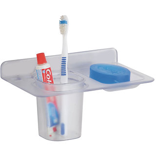 Buy Kamal Soap Dish Brush Holder Neo Set Of 2 Online Get 40 Off