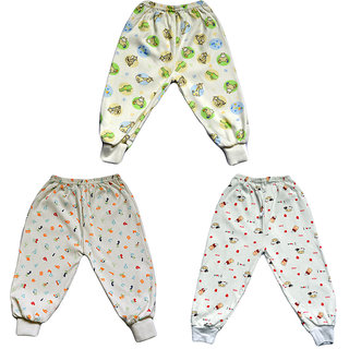 UPSIDE DOWN BABY CLOTHES-IMPORTED COTTON LEGGINGS-PACK OF 3