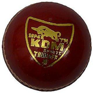KDM Thunder Leather Ball Regular