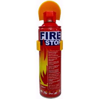 Fire Stop - 500ml - Portable Spray Safety - Flame Retardant Fuild - Fire Extinguisher
